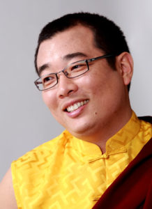 His Eminence Khentrul Gyangkhang Rinpoche